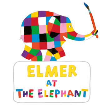elmer at the elephant logo