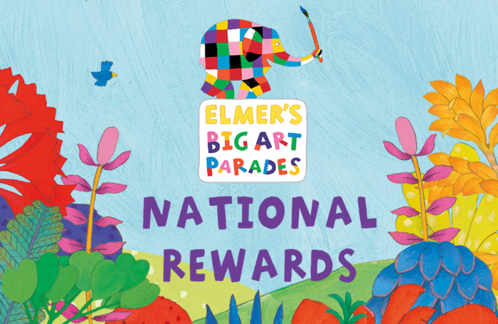 Elmer's Big Art Parades - National Rewards